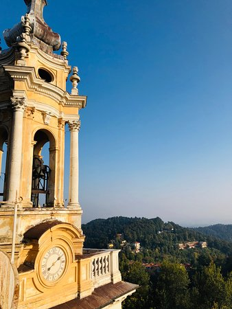 Province of Turin, Italien: view
