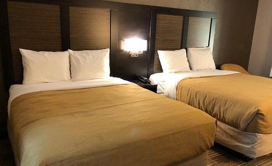 Villa Rica, GA: Two queen beds.
