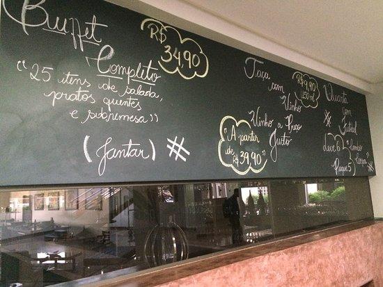 Parauapebas: Entrada do Restaurante