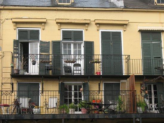 French Quarter: Old world charm