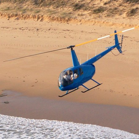 Lakes Entrance Helicopters