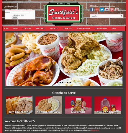 smithfield lunch deals