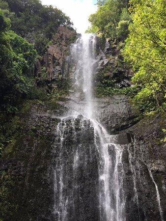 Hana Highway - Road to Hana: Wailua Fallas