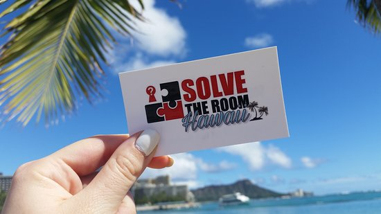 Solve the Room Hawaii