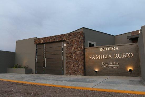Bodega Familia Rubio (Jorge Rubio)