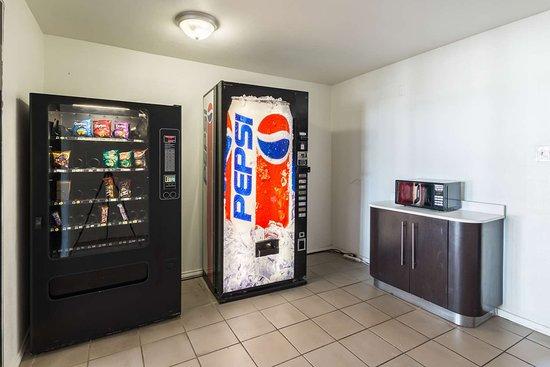 Stephenville, TX: vending