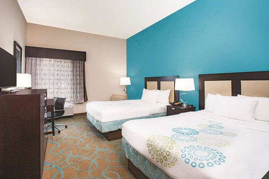 Kingsland, Georgien: Guest room