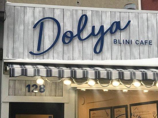 Like A Crepe Review Of Dolya Blini Cafe Jersey City Nj