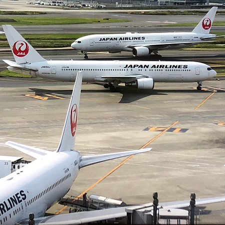 羽田機場 第一航廈展望台
