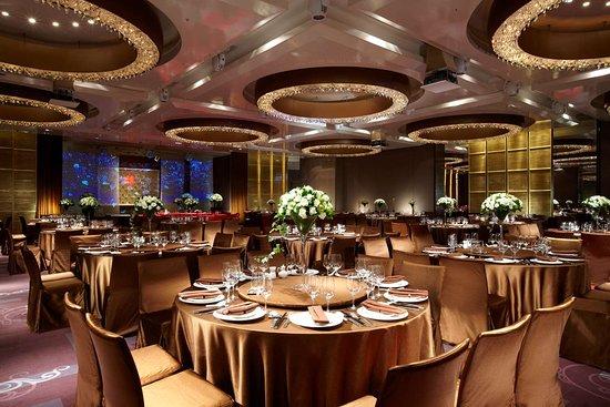 International Hall at the Ambassador Hotel Taipei