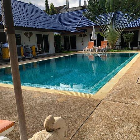 Pool - Phuket Airport Hotel Photo