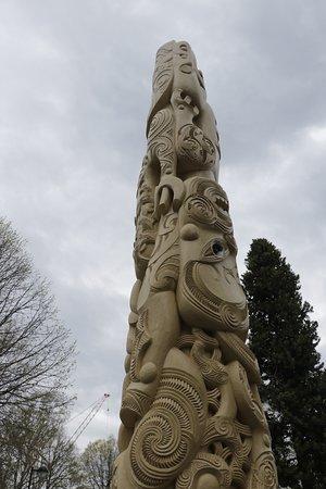 Pou Pou Monument