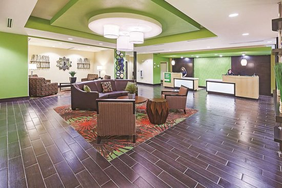Pecos, تكساس: Lobby view