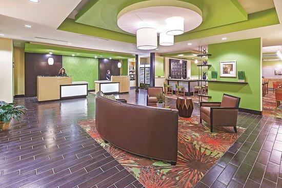 Pecos, Техас: Lobby view