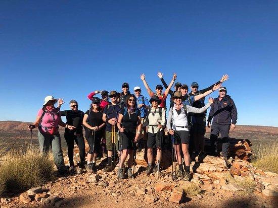 Alphington, Australia: Larapinta Tour