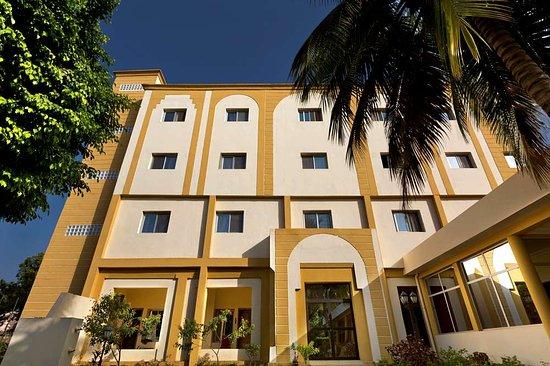 Azalai Hotel Dunia Bamako Exterior
