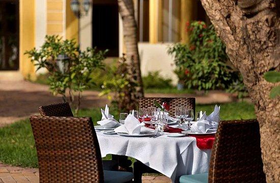 Azalai Hotel Dunia Bamako Dining