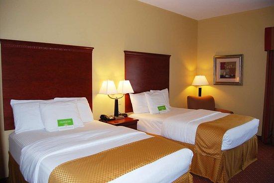 Fairfield, TX: Guest room