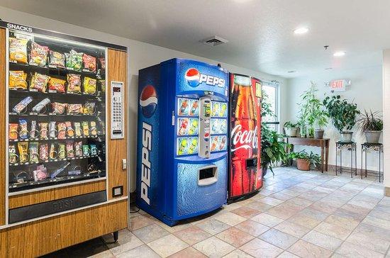 Bristol, VA: Vending