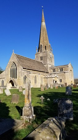 Bampton, UK: Downton Abbey Church