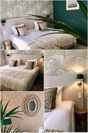 Santpoort-Noord, Belanda: Java lodge patio room at Country Estate Duin & Kruidberg
