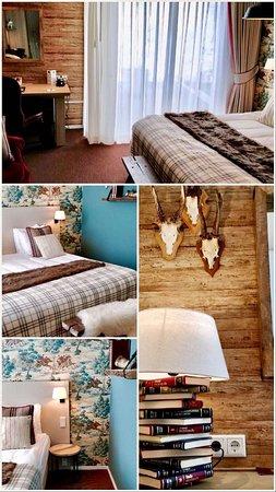 Santpoort-Noord, Belanda: Hunting lodge patio room at Country Estate Duin & Kruidberg