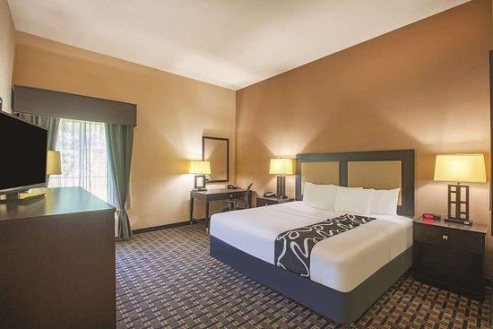 Jacksonville, TX: Guest room
