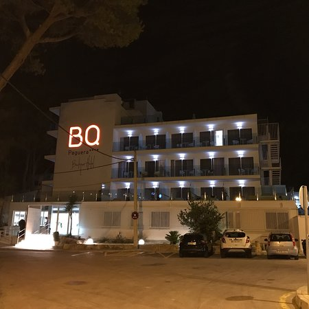 buying now various design cheap sale photo0.jpg - Picture of BQ Paguera Boutique Hotel, Peguera ...