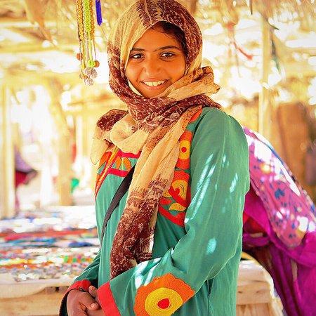 Beduinos do Deserto do Sinai 📷by Rica Saito