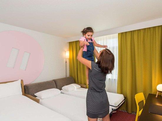 Hotel ibis Styles Lyon Bron Eurexpo