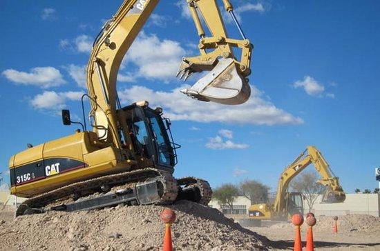 Las Vegas Heavy Equipment Lekplats
