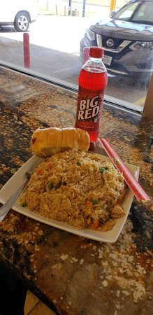 Altus Donuts Fried Rice