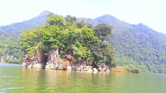 Ba Be National Park, Βιετνάμ: Ba Goa Island