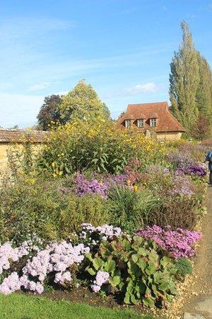 Barrington Court: gardens