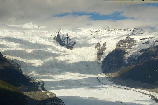 Kennicott, Аляска: Glacier
