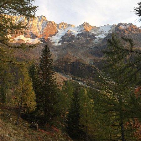 Blatten, Ελβετία: Herbstfeeling im Lötschental