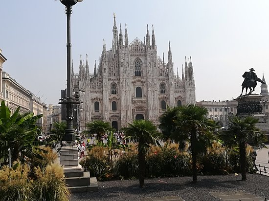 Duomo di Milano Fotografie