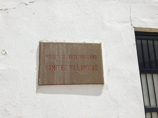 Museo de Arte Moderno Ramirez Villamizar: Museo Ramírez Villamizar