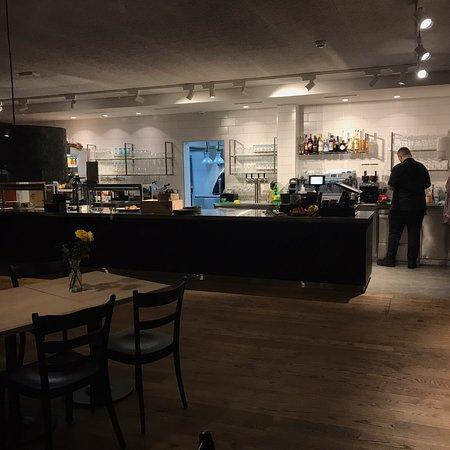 Brünig is not just a comunal restaurant