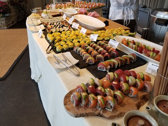 Exton, PA: Want to bring the food of Bluefin eagleview to your event? Catering available as well!