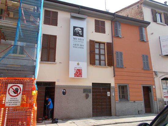 Casa natale di Arturo Toscanini