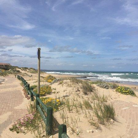 Perfekter Kite Surf Spot