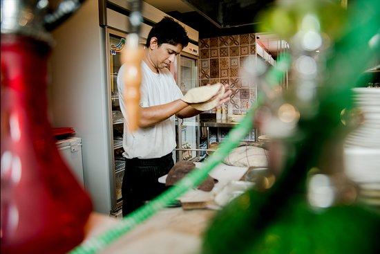 Zhubei, Hsinchu County:  馬友友印度廚房竹北店的所有料理都是由印度廚師親自料理,做出一道道正宗印度佳餚。