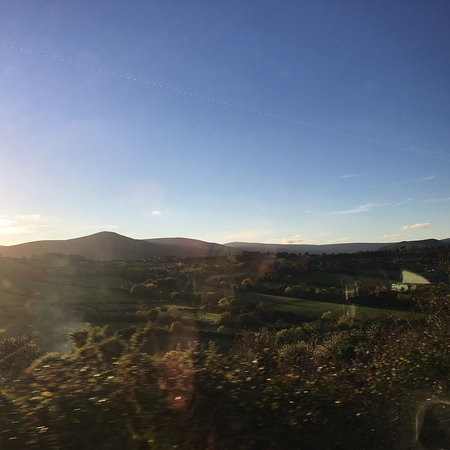 Kilkenny, Wicklow Mountains, Glendalough, Sheep Dog Trials, Day Trip from Dublin Fotografie