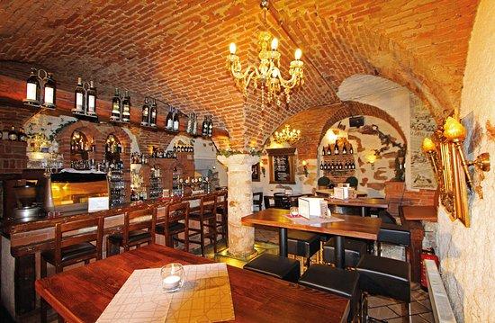 Die Bar in Leibnitz.