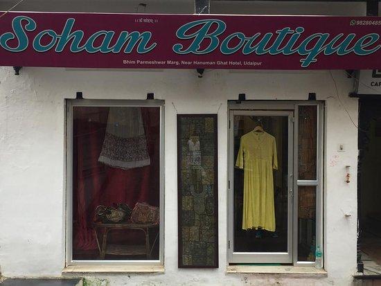 Soham Boutique