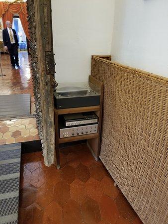 Pubol, Spain: Sound system