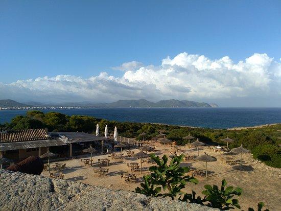 El Castillo de la Punta de Amer