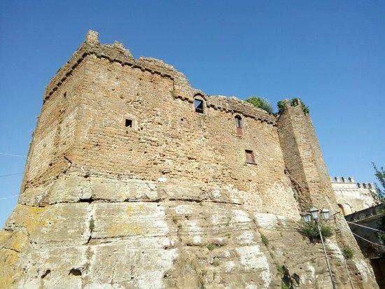 Arnara, Italy: Castello Colonna