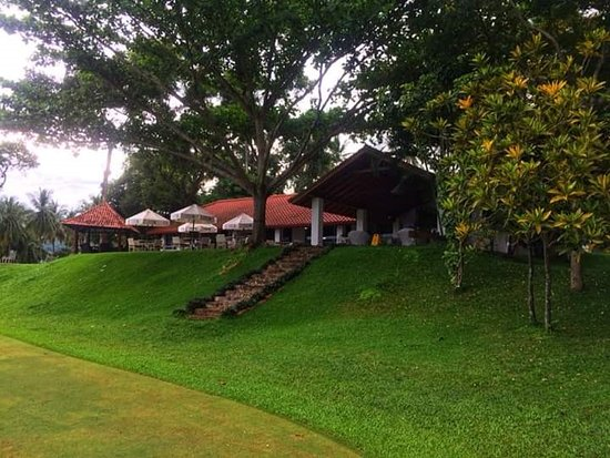 Rajawella, Sri Lanka: Club House